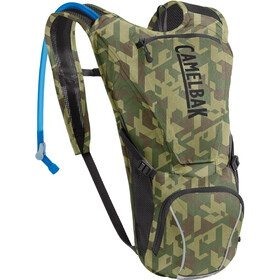 CamelBak Rogue Harnais d'hydratation 2,5l, camo/black
